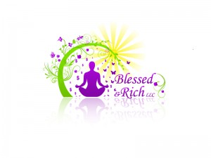 Blessed and Rich logo New